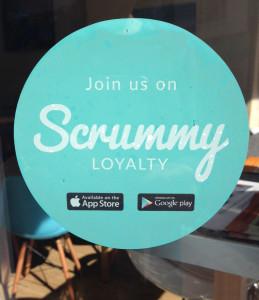 Scrummy Loyalty App